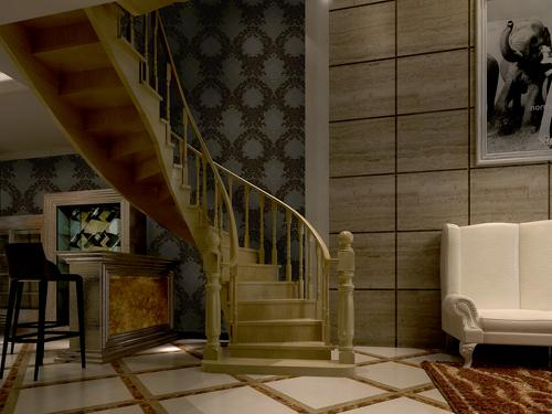 装修楼梯效果图